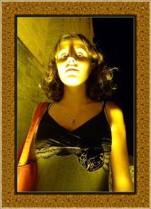 Lise à Rocamadour
