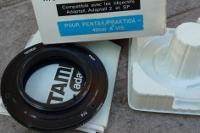 Bague AdaptAll M42 à vis PENTAX ( nouvelle version )