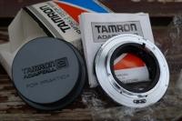 Bague TAMRON AdaptAll2 pour PRAKTICA baïonnette